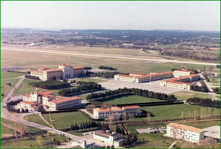 Commandant alain mousset gc ii 8 1917 1952 - Ecole de l air de salon de provence ...